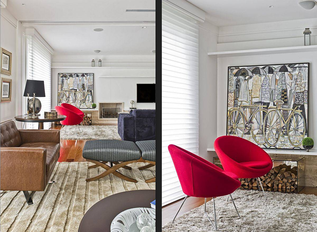 Sylish-and-sophisticated-interior-of-the-Bronze-Apartment-with-pops-of-bright-red-brought-in-by-the-chair-75904