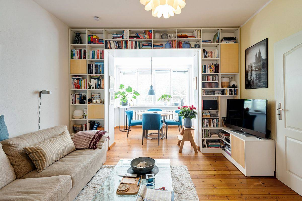 Use-the-space-around-the-door-to-add-shelving-that-creates-a-lovely-display-16809