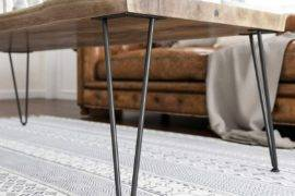 Hairpin Table Legs: Incorporate the Mid-Century Trend in Your Home