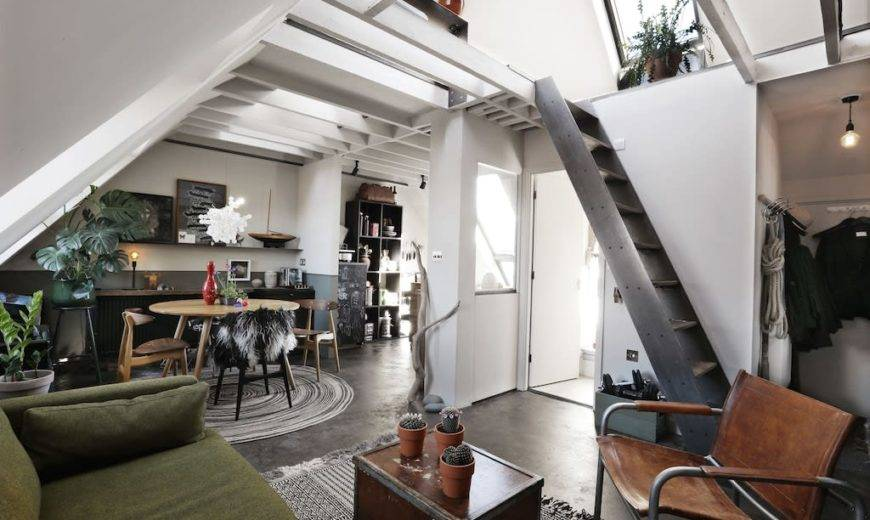 Trendy and Chic Loft Style Apartments [And 5 Reasons to Love Them]