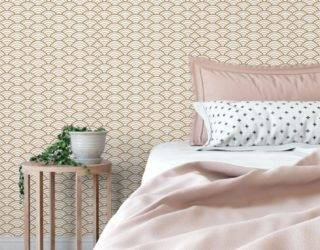 No Paint No Hammers: Trendy Accent Wall Decor Solutions for Renters