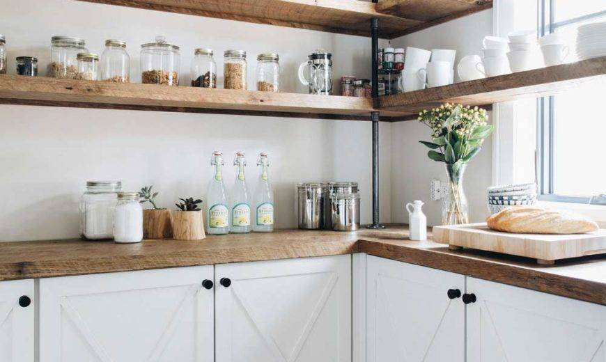 Stylish Open Shelving Inspiration for Every Room of the House