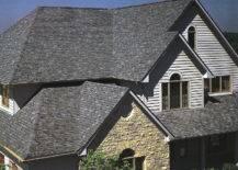 Asphalt Shingle Gable Roof