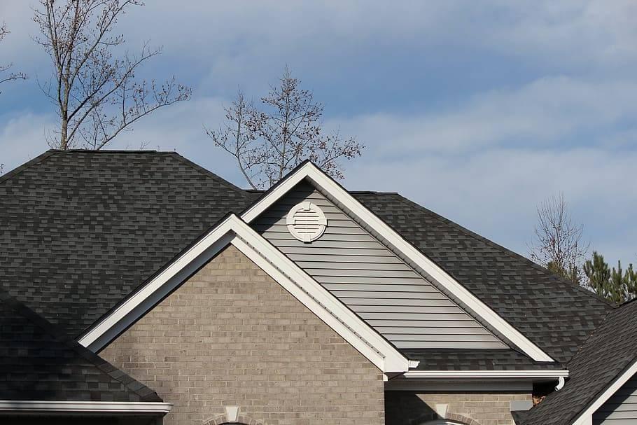 Asphalt Shingles Gable Roof
