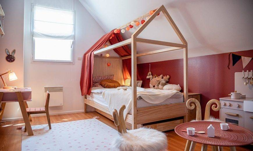 Beyond Usual: 5 Rarely Used Gorgeous Colors in the Kids' Room