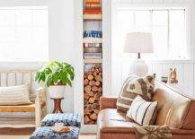Books-and-logs-of-wood-usher-texture-into-this-beach-style-home-72727-217x155