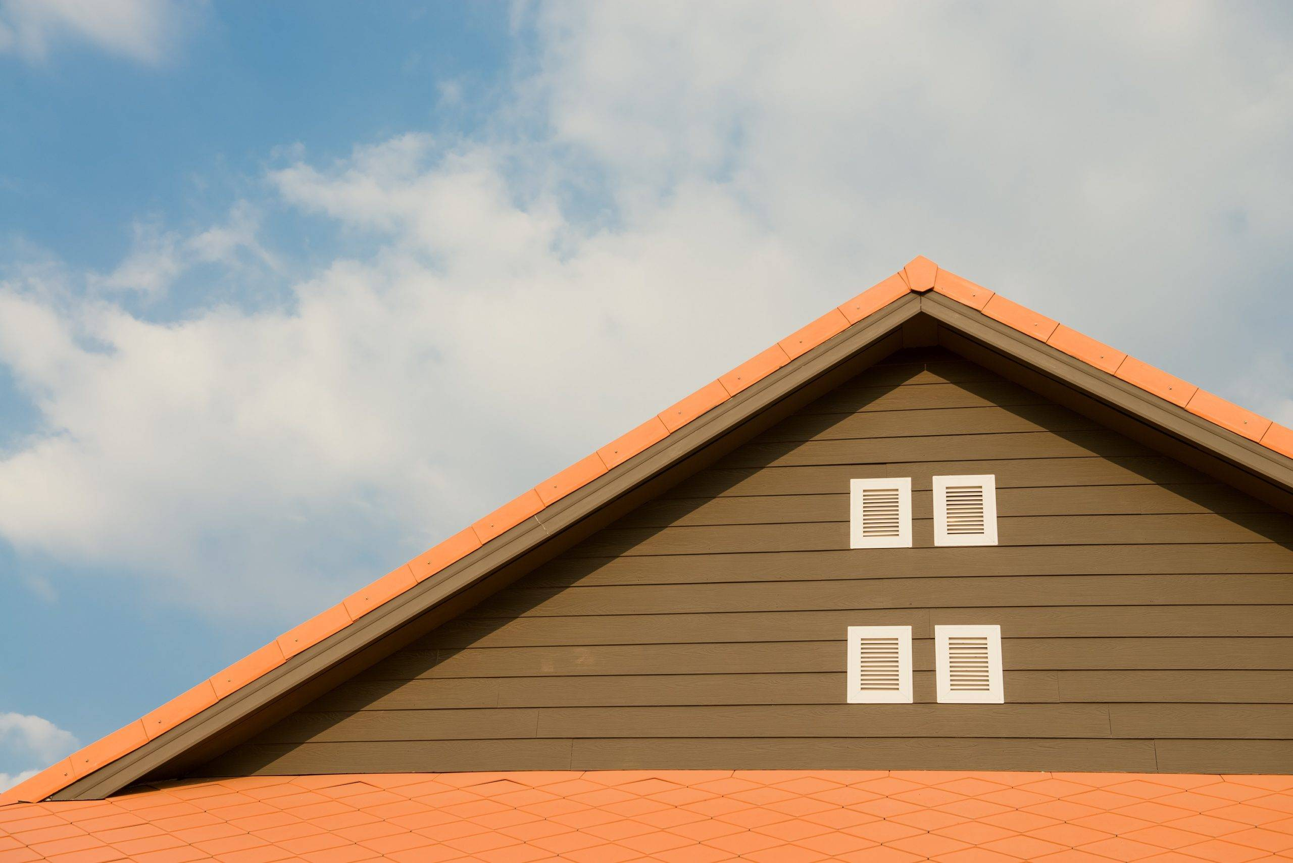 Boxed Gable Roof