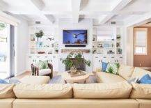 Brilliant-modern-farmhouse-style-family-room-in-white-with-smart-blue-accents-80362-217x155