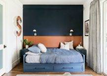 Contemporary-kids-room-with-sophisticated-blend-of-black-and-orange-in-the-backdrop-74584-217x155