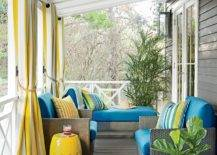 Delightful-use-of-blue-and-yellow-for-the-small-beach-style-porch-in-gray-96731-217x155