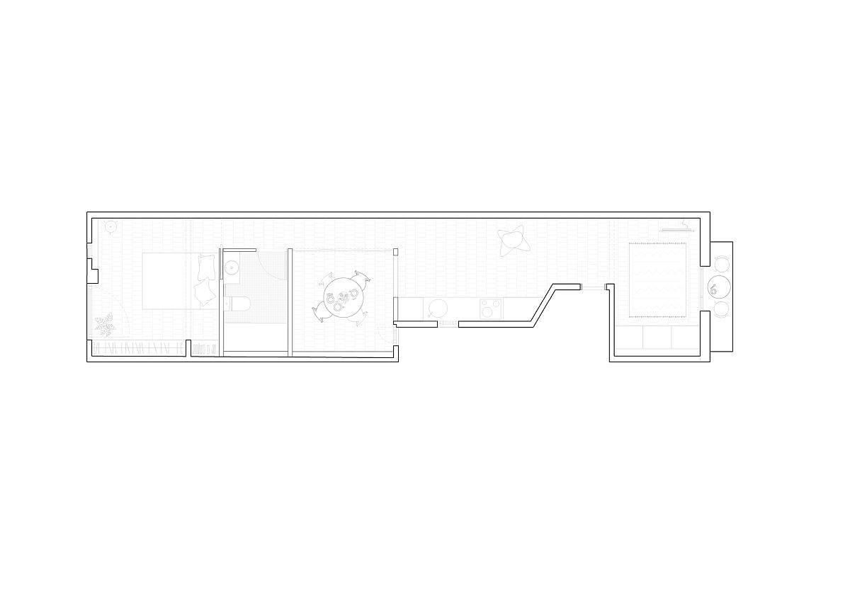 Design-plan-of-renovated-Pujades-141-Apartment-in-Barcelona-by-Arame-Studio-88876