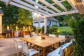 Beautiful Pergola Decorating Ideas for your Backyard