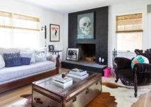 Eclectic Mix of Furniture