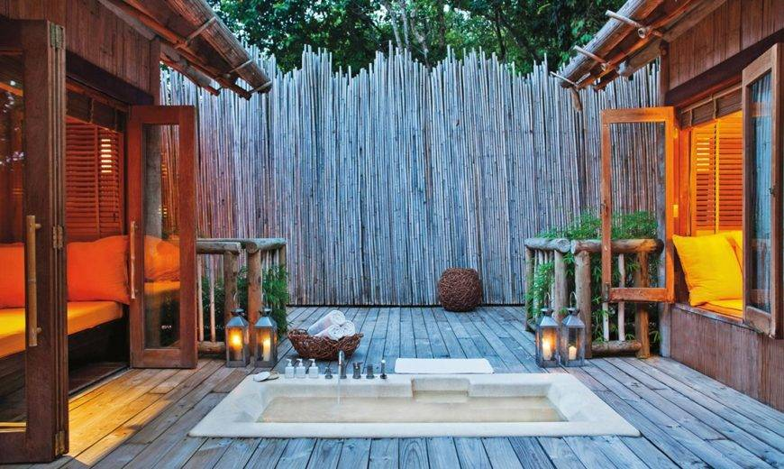 20 Sunken Bathtubs Full of Elegance and Relaxation