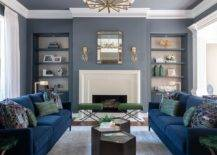 Modern-living-room-in-gray-with-bright-blue-sofas-and-space-savvy-design-51799-217x155