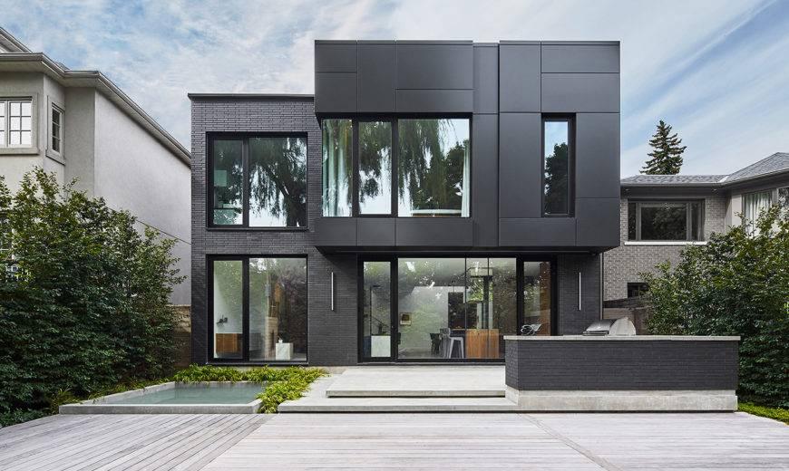 20 Modern Black Exterior House Ideas