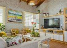 Pattern-filled-beach-style-family-room-with-eye-catching-pops-of-green-and-yellow-76063-217x155