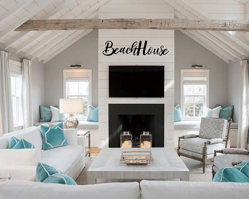 Perfect-small-beach-style-living-room-idea-with-walls-in-neutral-hues-and-pops-of-blue-all-around-95459