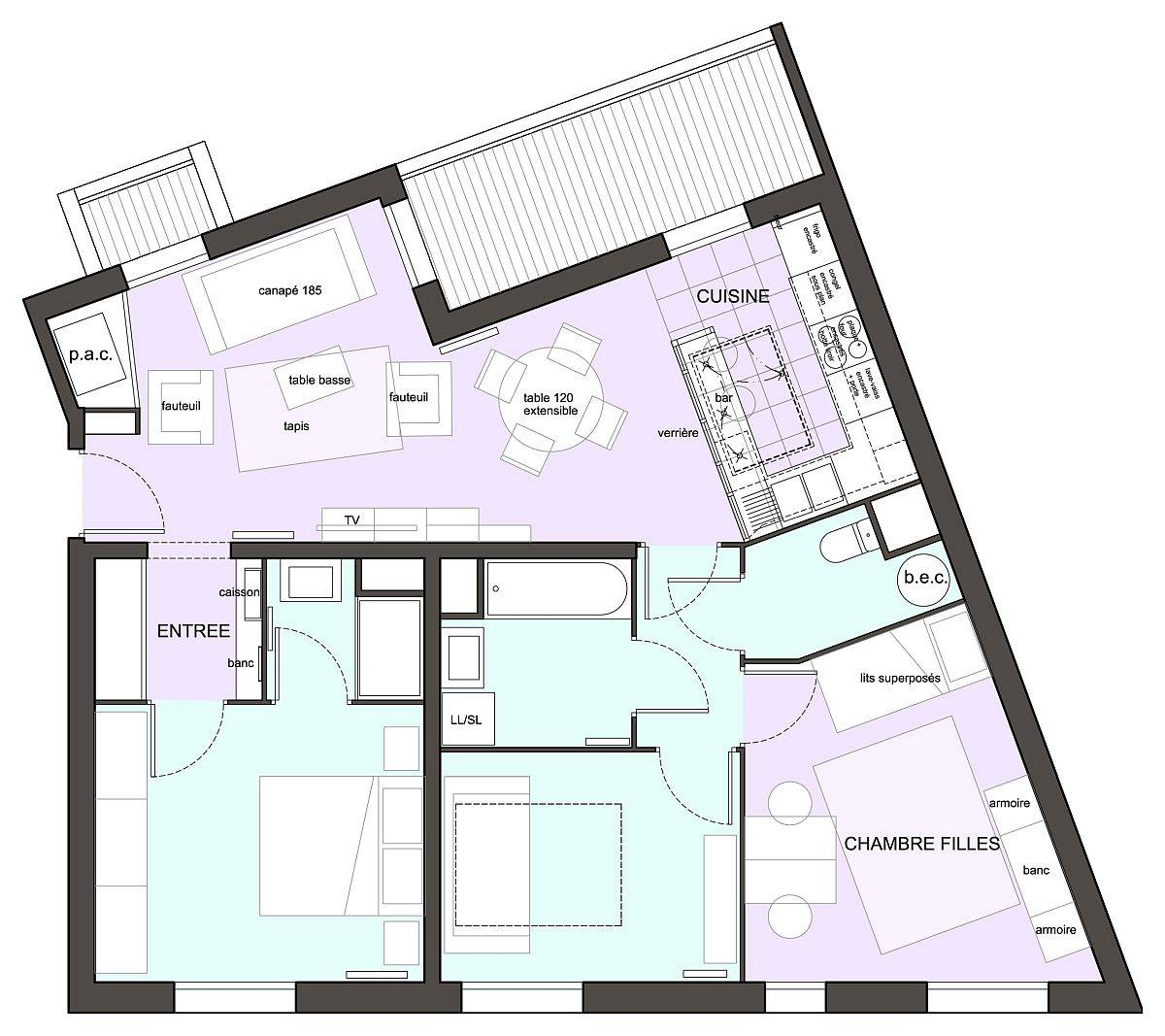 Revamped-foor-plan-of-the-apartment-with-kitchen-and-dining-area-36882