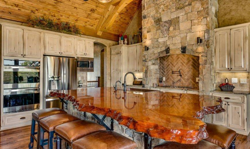 15 Rustic Countertop Ideas to Try for Your Home
