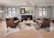 Scandinavian Style Living Room.