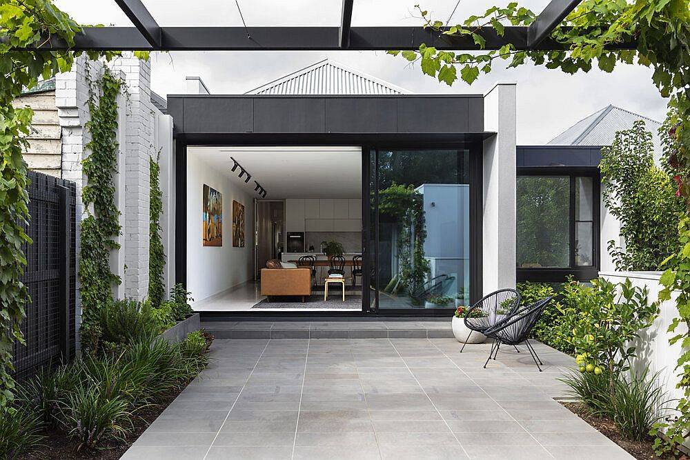 This Melbourne Home for a Retired Couple is All About Minimalism and Functionality