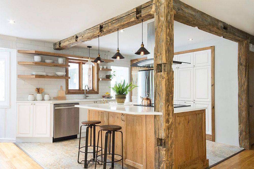 Slim-wooden-shelves-cabinets-and-beams-for-the-kitchen-in-white-83081