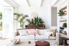 Small Beach Style Living Rooms: 15 Cheerful and Colorful Escapes