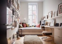 Small-home-office-with-platform-bed-and-beautiful-framed-photographs-and-art-pieces-all-around-69656-217x155