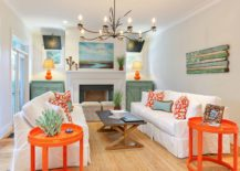 Stunning-use-of-orange-and-blue-accents-in-the-small-beach-style-living-room-44819-217x155