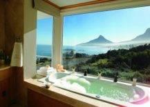 Sunken Bathtub With Sea View