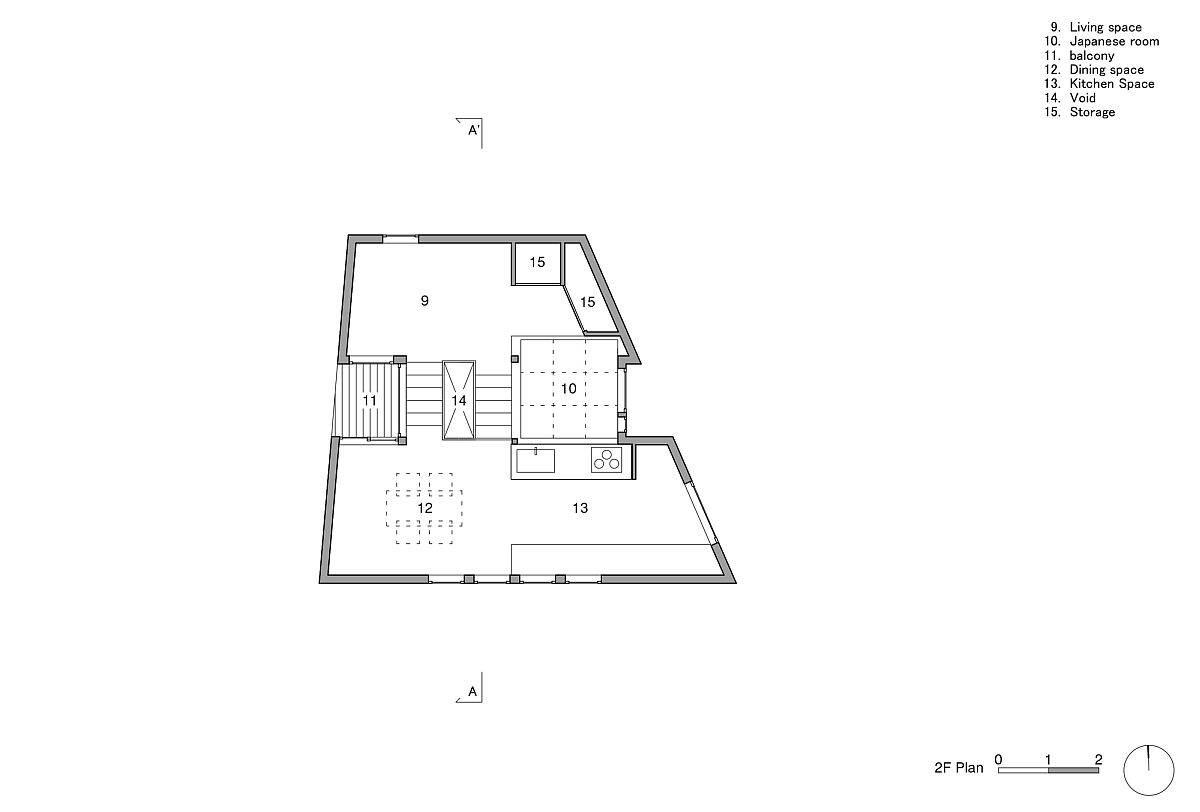 Upper-level-floor-plan-of-the-house-with-split-levels-that-contain-living-area-kitchen-and-dining-space-94328