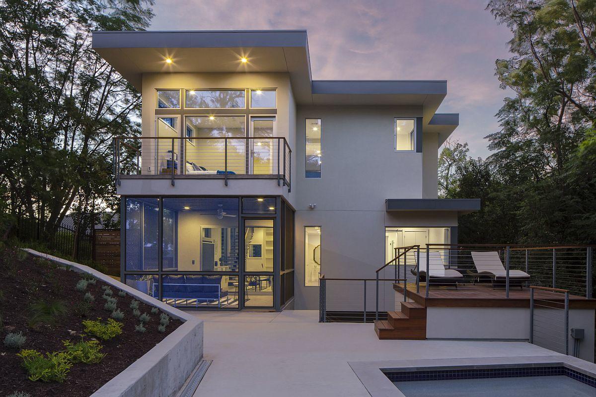 Desain Rumah Vila