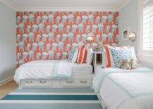 Wallpaper-and-accent-pillows-bring-color-into-this-kids-room-38267-217x155