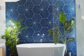 Hexagon Bathroom Tile Ideas: From Floors to Shower Walls