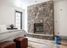 Big Stone Fireplace.
