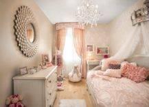 Blush Pink Bedroom.
