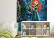 Brave Themed Bedroom