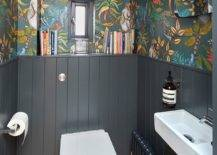 Dash-of-Gray-panache-meets-colorful-wall-art-in-this-tiny-eclectic-powder-room-88314-217x155