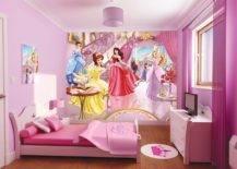 Disney Princesses Inspired Bedroom.