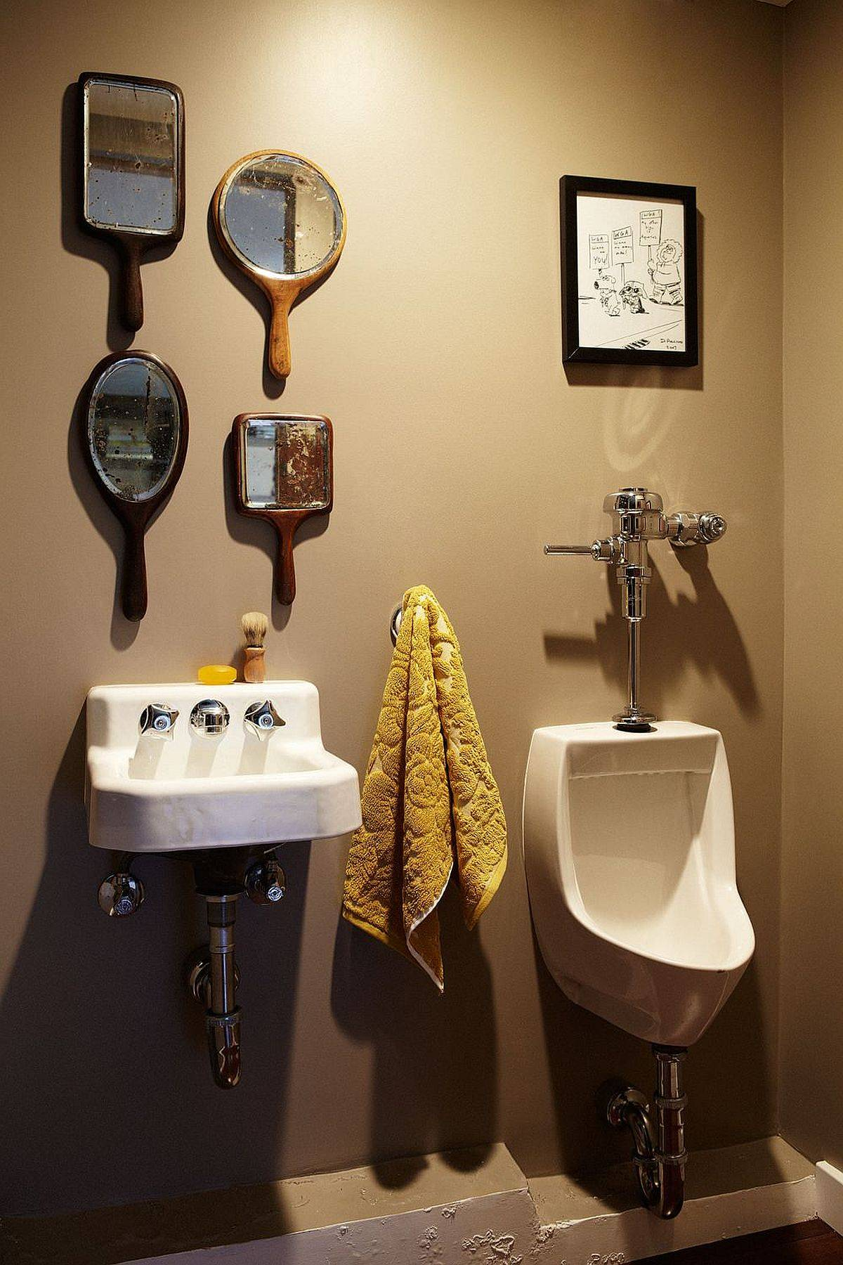 Eclectic-powder-rooms-need-not-always-be-flooded-iwth-color-51321