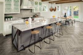 How To Incorporate A Herringbone Pattern Into Your Décor