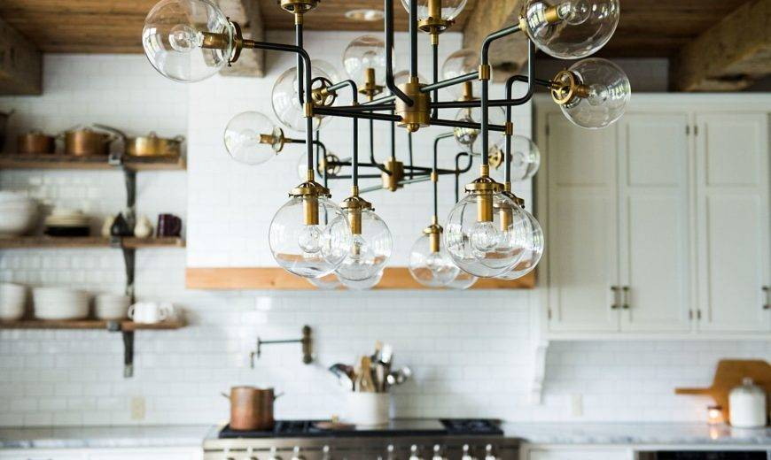 Dramatic Lighting Ideas for the Kitchen: Serve Up a Visual Treat!