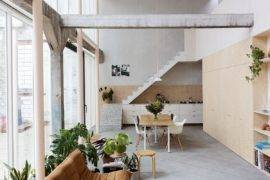 This Old Brewery was Turned into a Fabulous Modern Home in Belgium