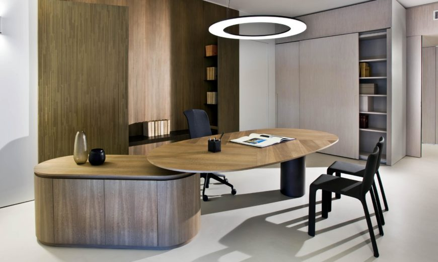 Men's Home Office Designs To Influence Your Own Work Space