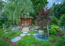 Plant Zen Garden.