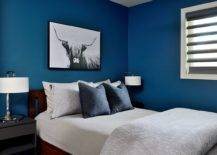 Small-contemporary-bedroom-in-deep-navy-blue-is-an-absolute-showstopper-71523-217x155
