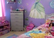 Tiana Backdrop Bedroom