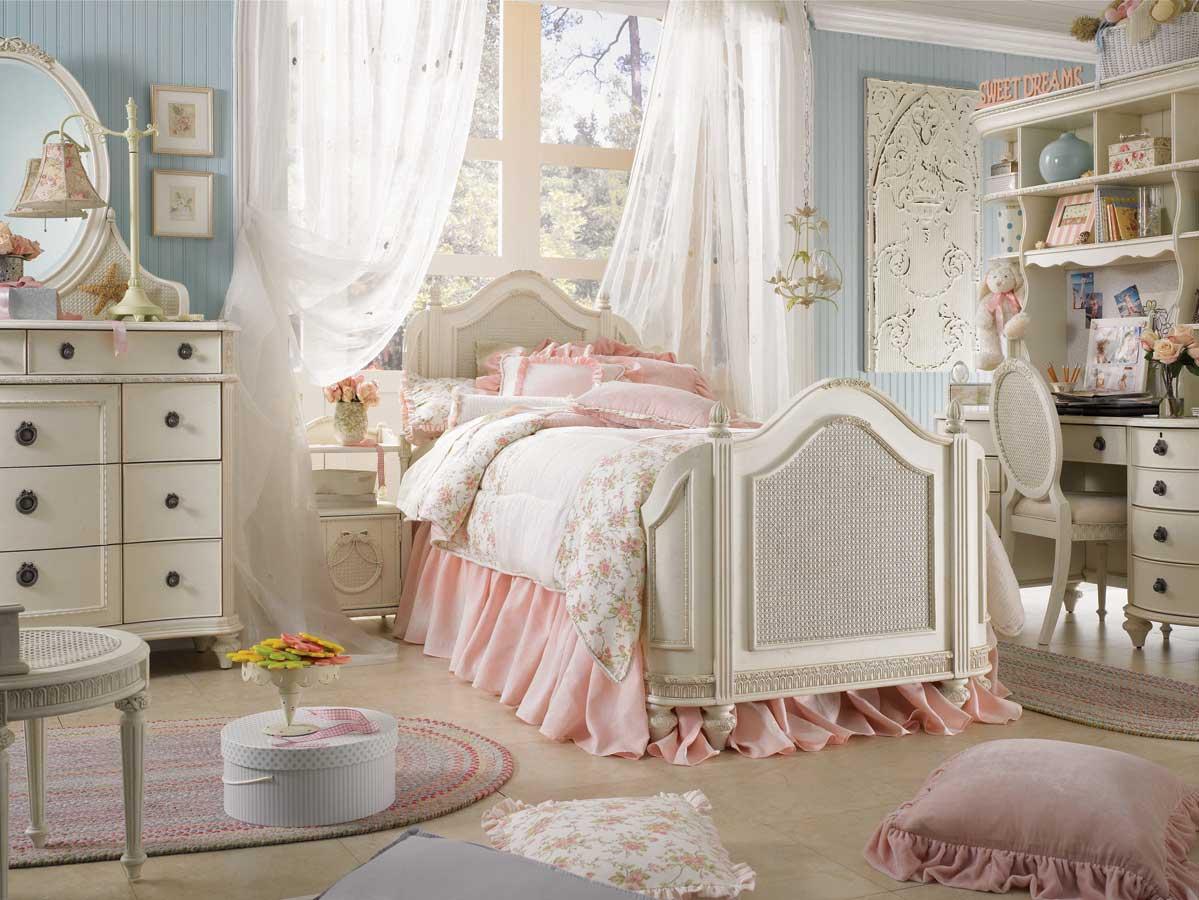 Vintage Vibe Bedroom