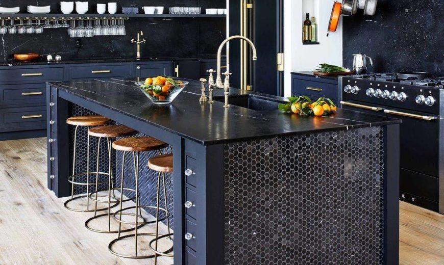 14 Incredible Kitchen Island Designs